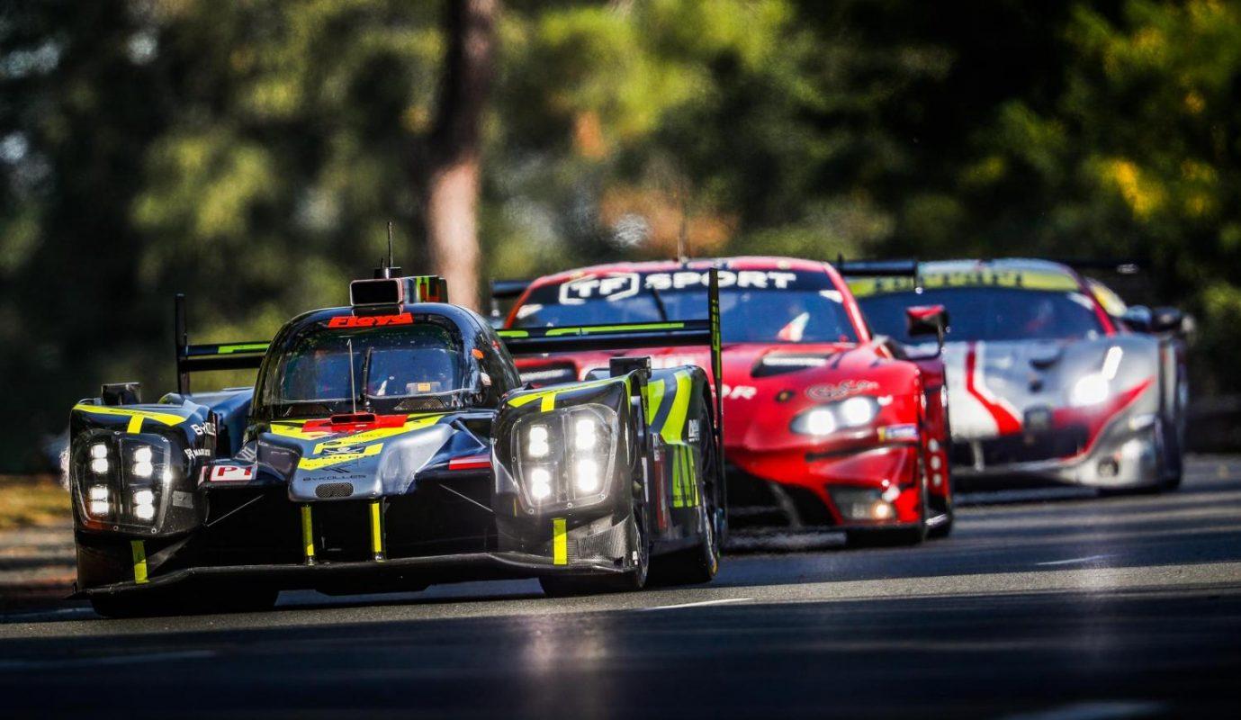 Aplazadas las 24 Horas de Le Mans 3