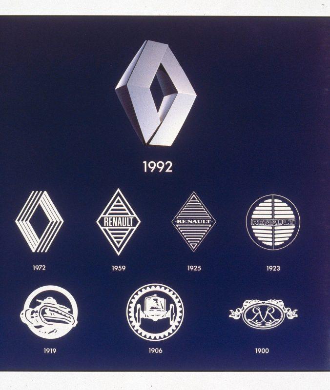 La historia del diamante Renault