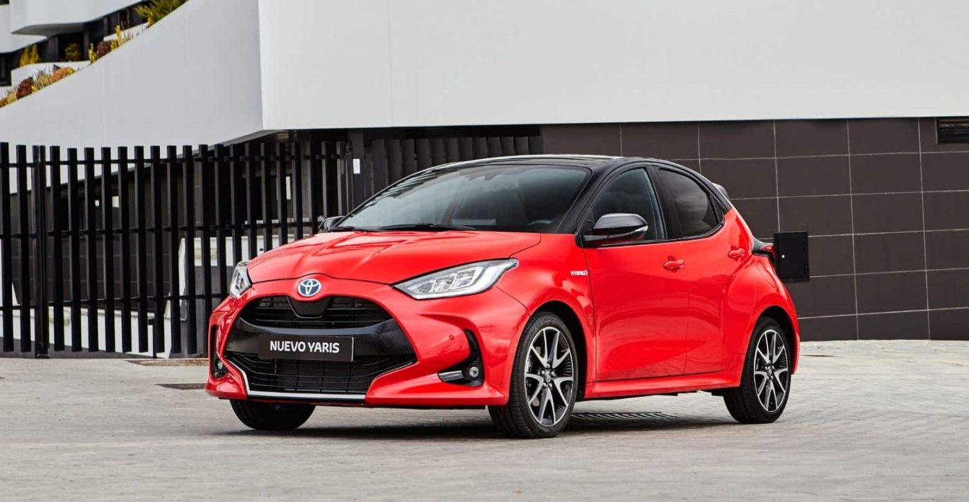 Toyota Yaris, el Carro del Año en Europa 1