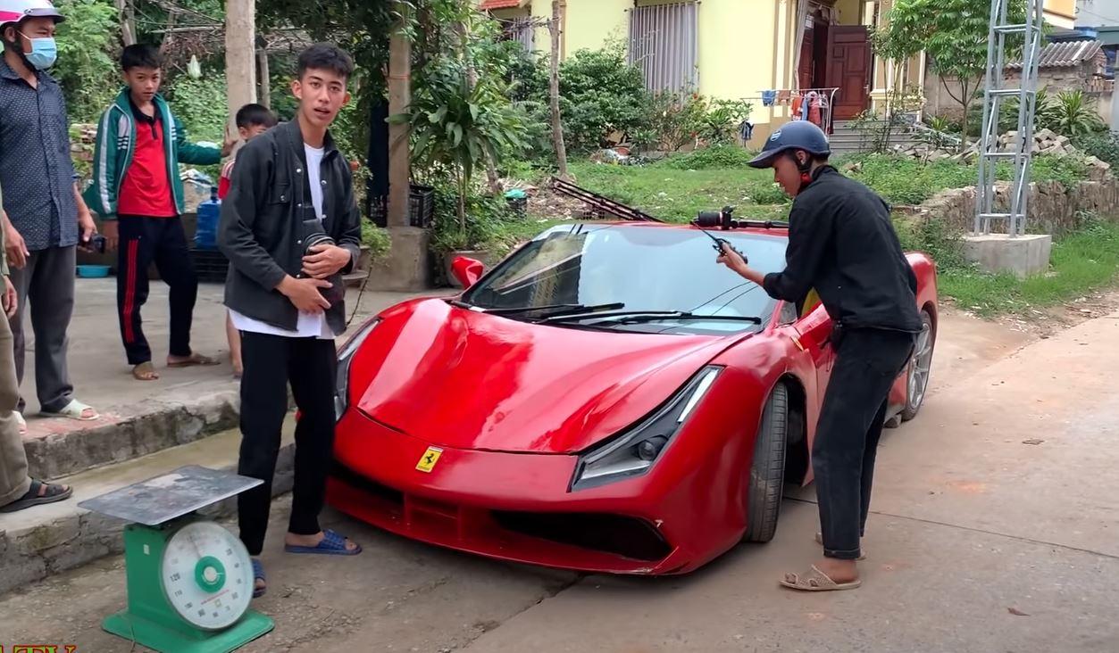Ferrari Sandía 2021
