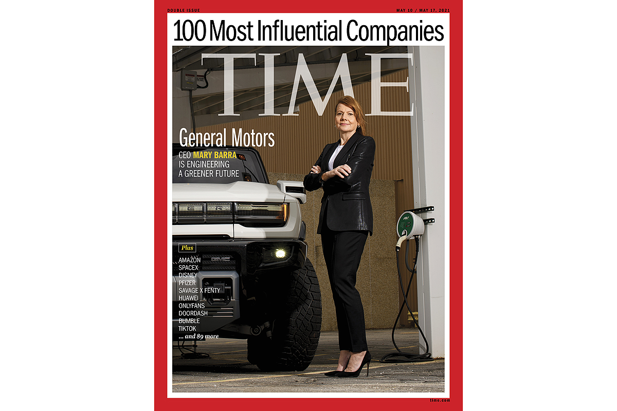 Tesla, GM, VW y BYD entre los más influyentes de Time