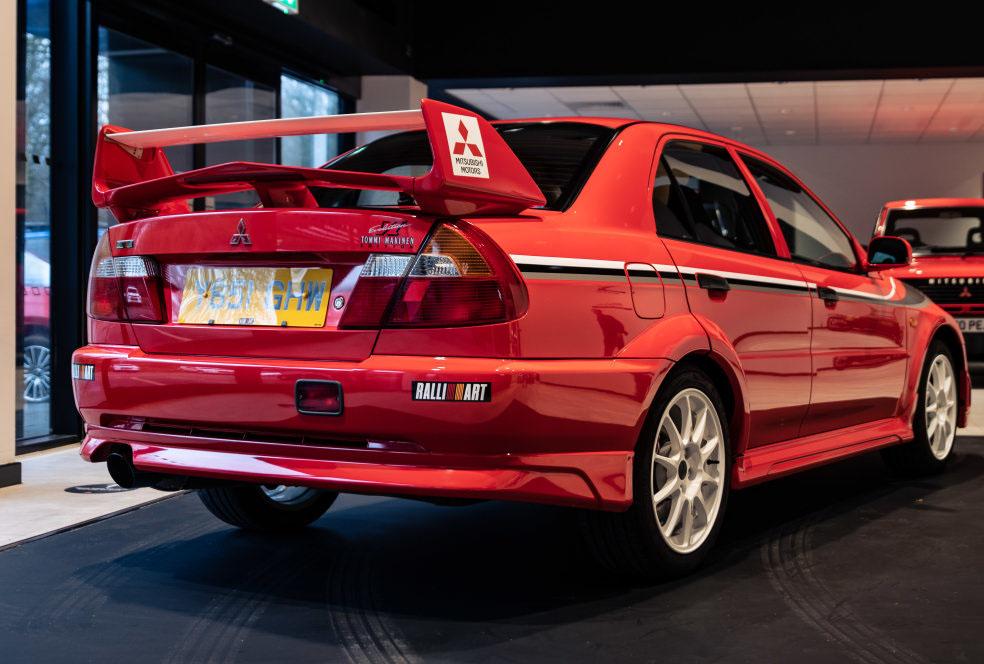 Impresionantes Mitsubishis en subasta