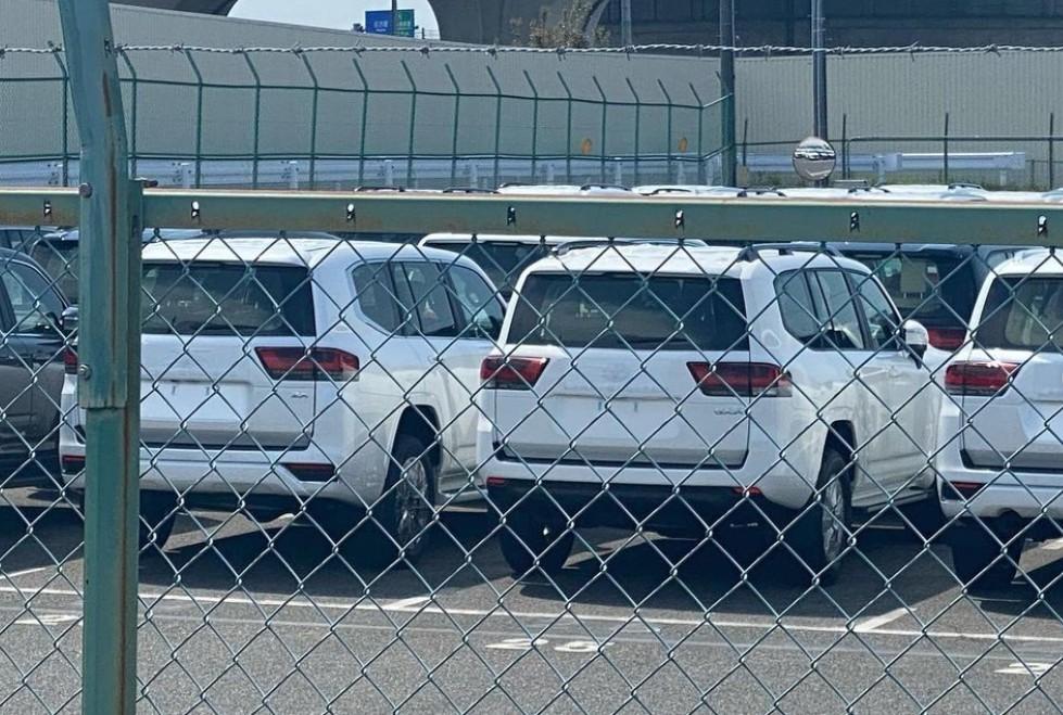 El Toyota LC300 al detalle