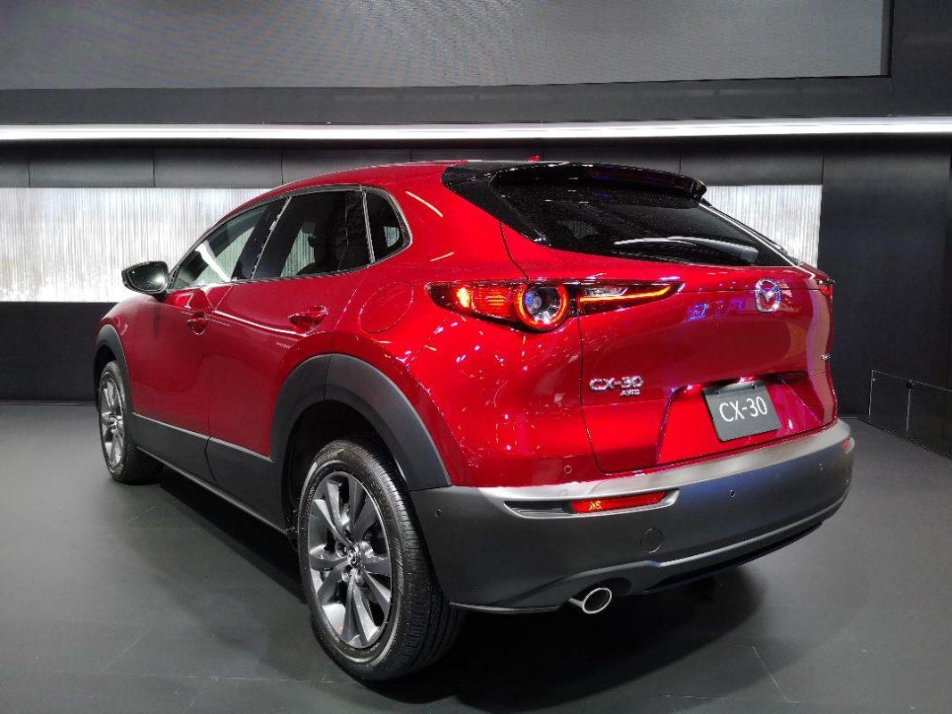 Mazda CX-30 sigue como el más vendido en Colombia 2