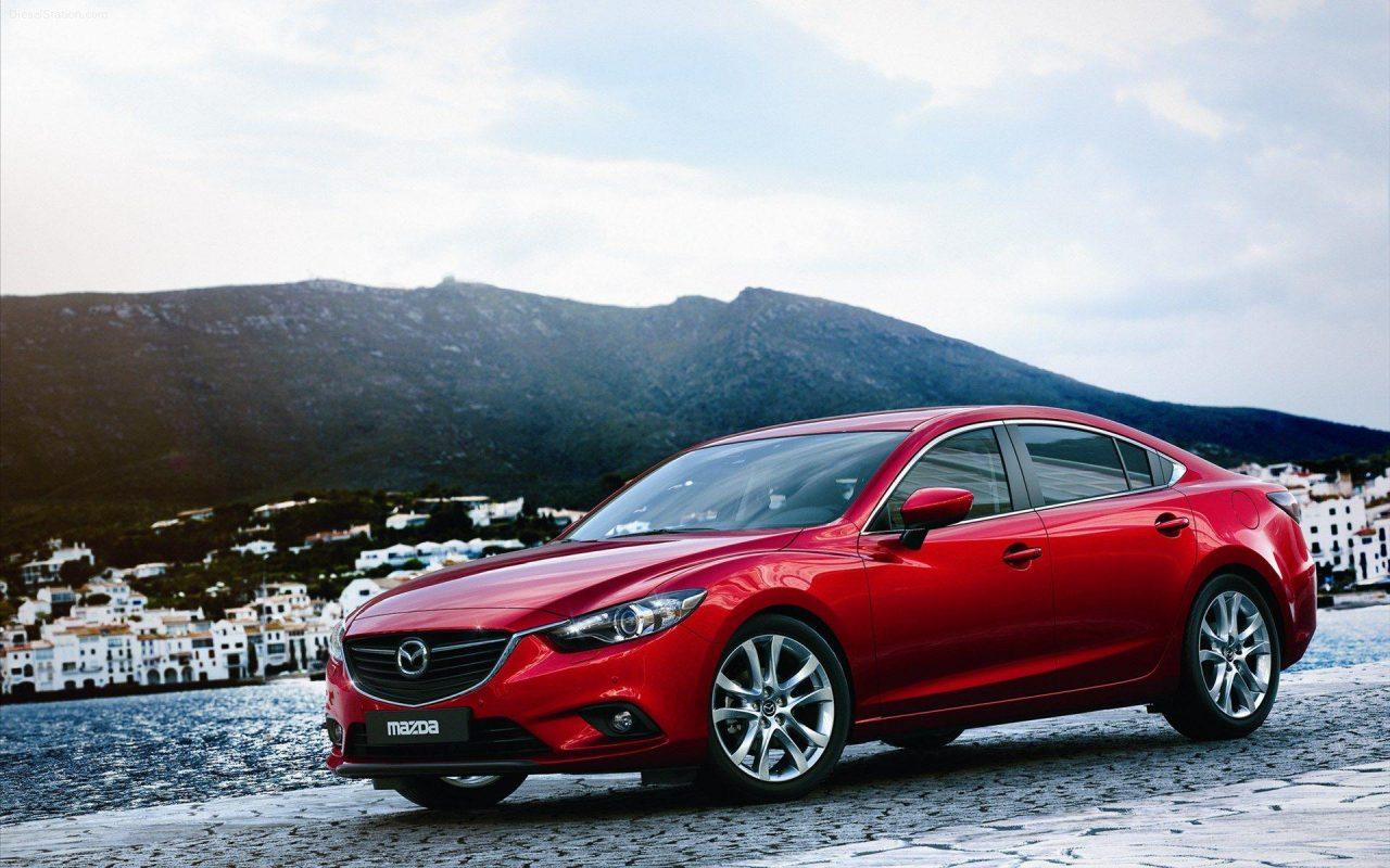 Mazda le dice adiós al 6 y a la CX-3