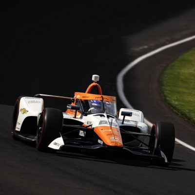 Montoya va por el Tri de las 500 Millas