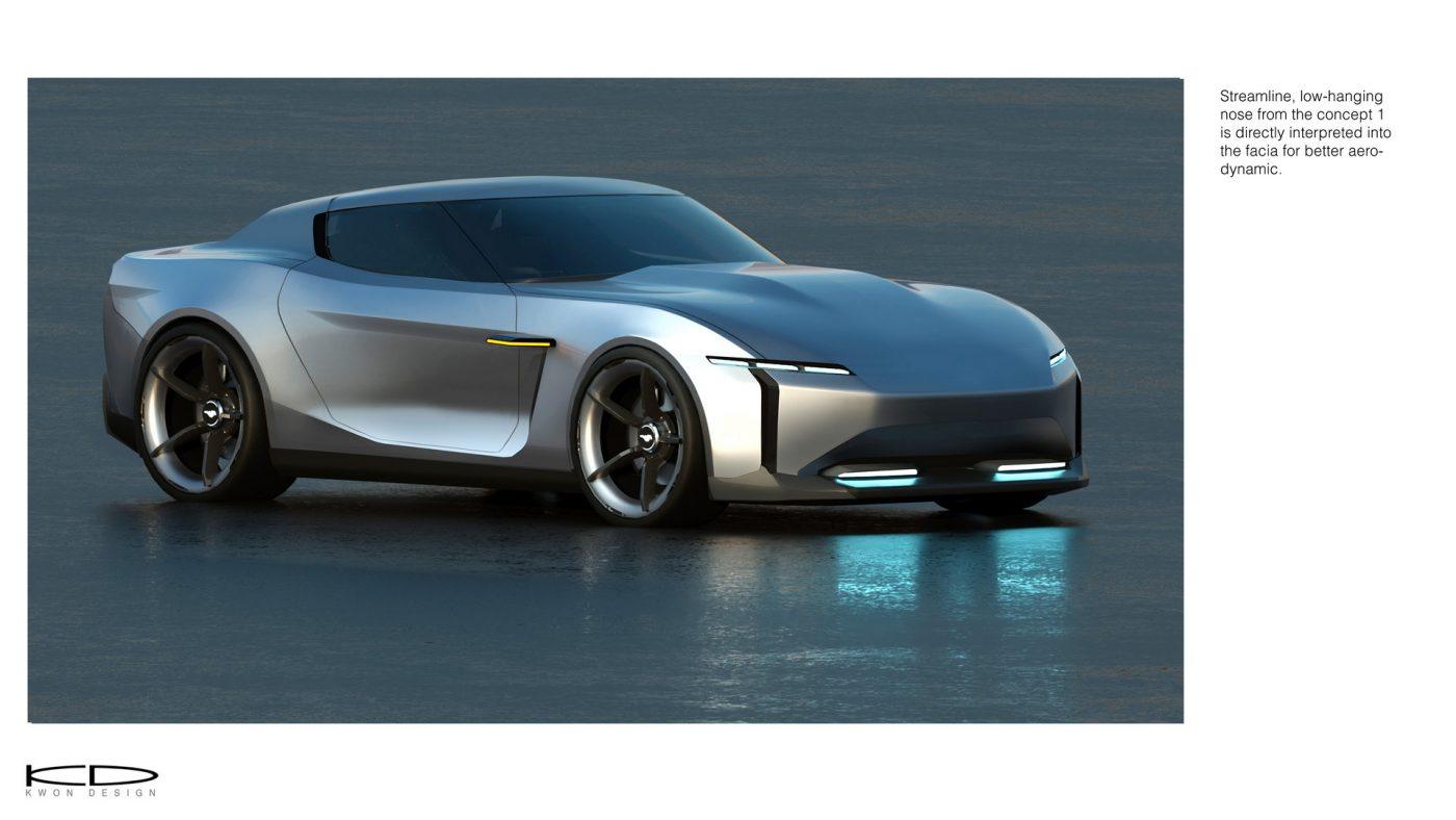 El futuro Mustang modelo 2030