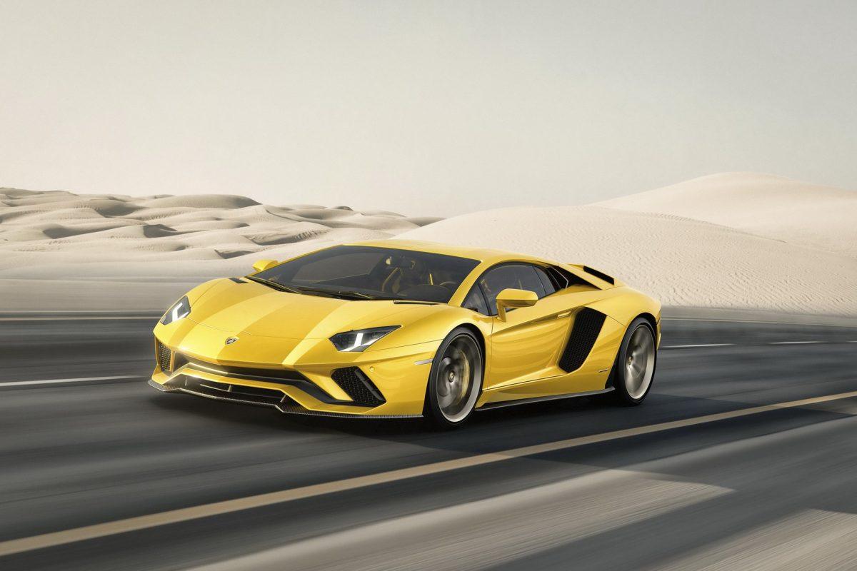 Lamborghini dirá adiós a los motores de combustión