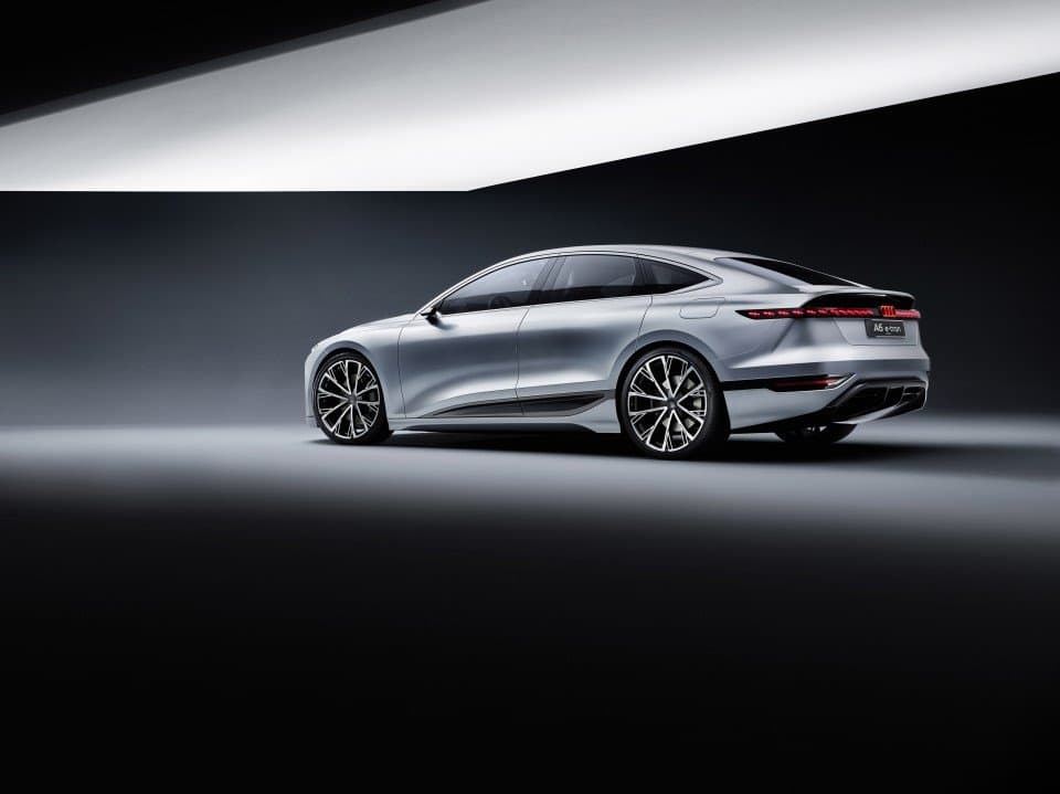 Audi será eléctrica desde 2026