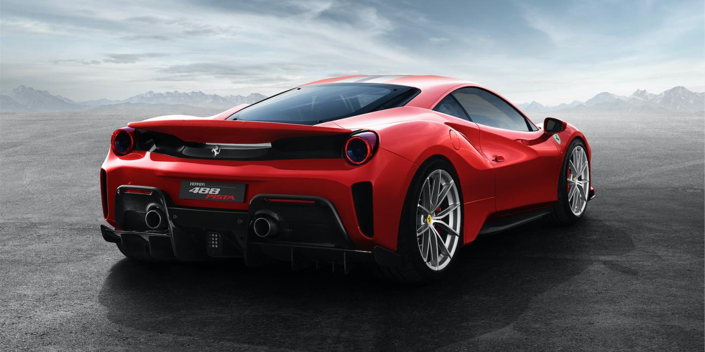 Estrellón de tres Ferraris en EE.UU