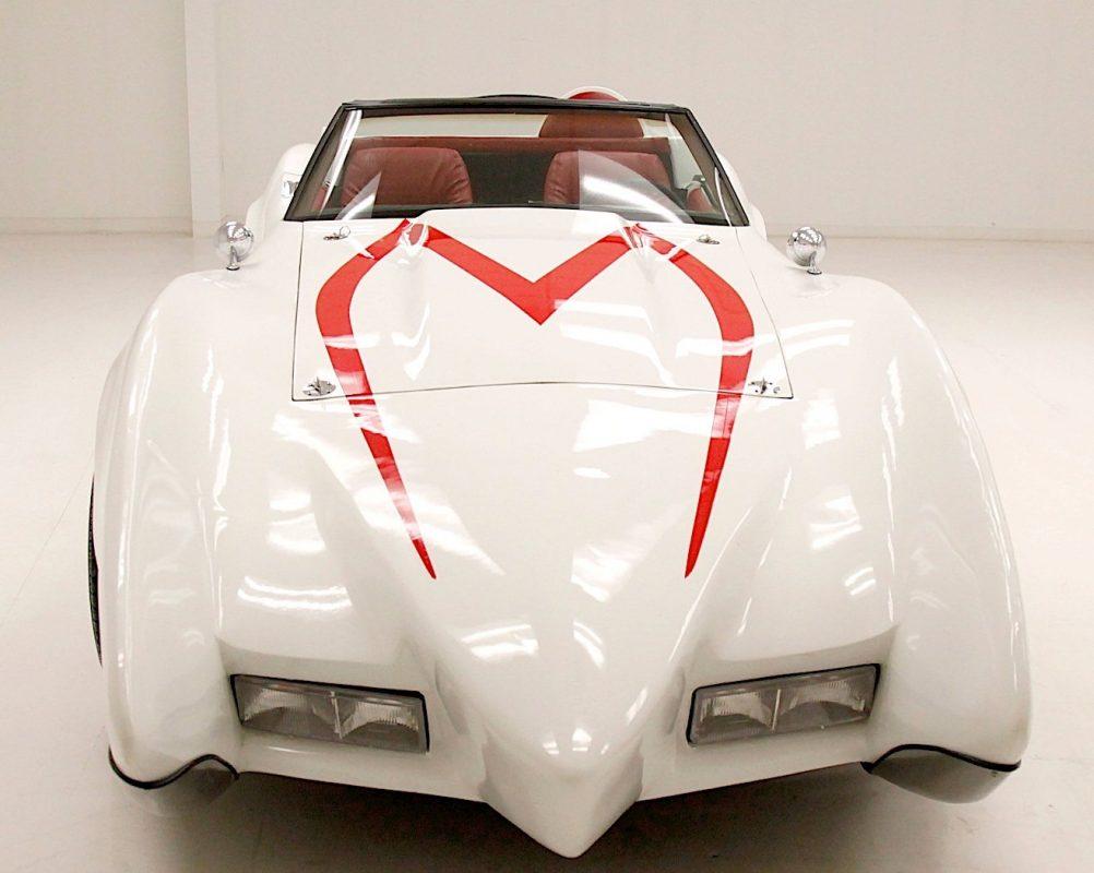El Mach 5 es un Corvette en la vida real