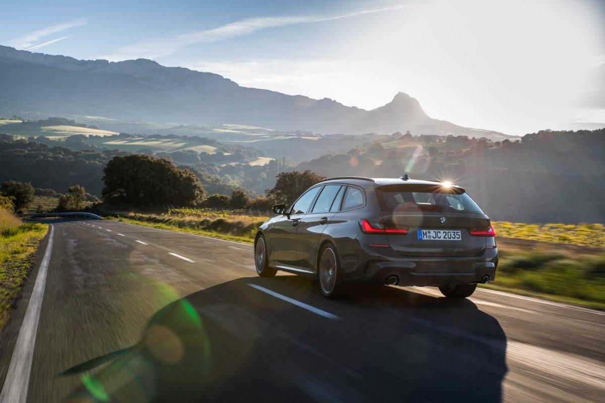 BMW revive las SW en Colombia con la Serie 3 Touring
