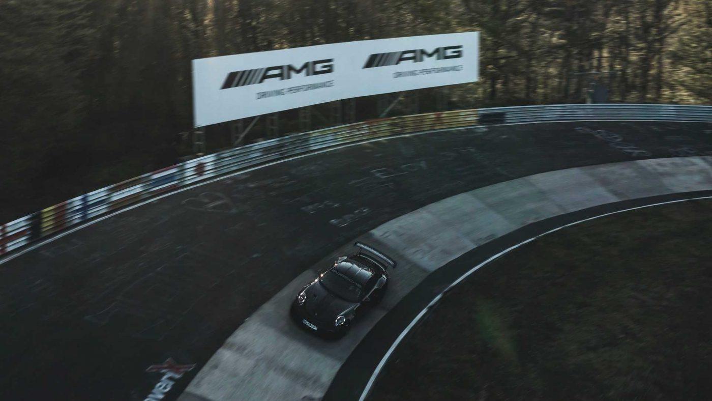 Nuevo récord del Porsche 911 GT2 RS en Nürburgring