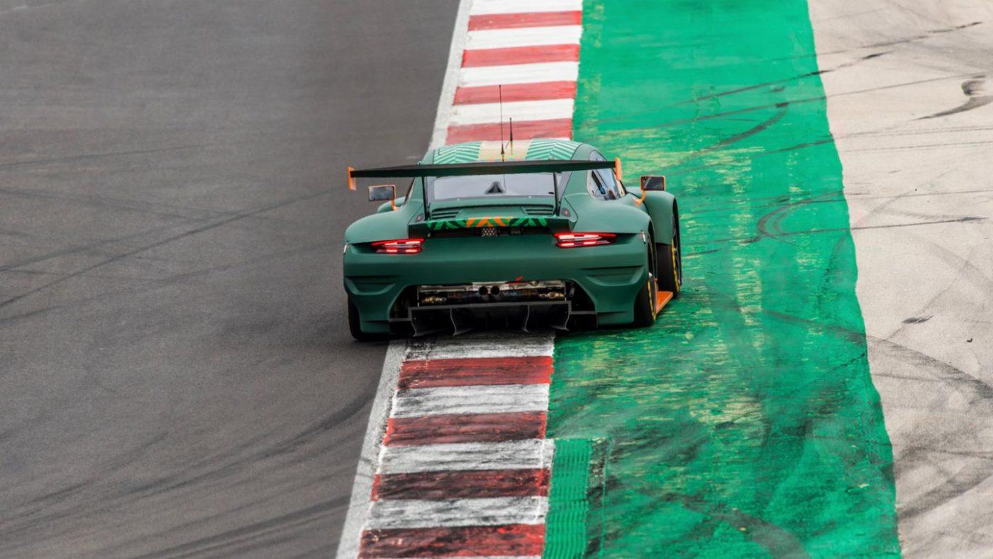 Así prepara Porsche su debut en Portimao