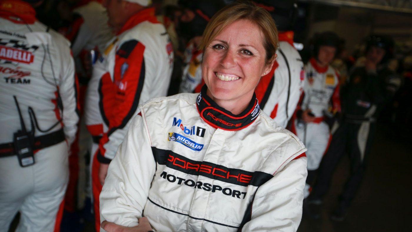 La inolvidable reina de Nurburgring 2