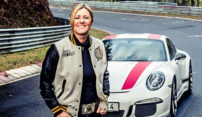 La inolvidable reina de Nurburgring