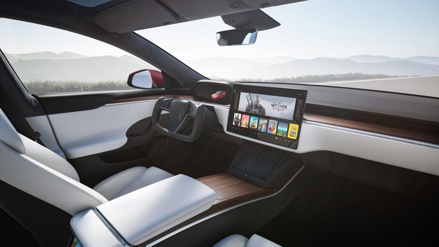 El nuevo Tesla Model S Plaid mejor que Porsche y Volvo