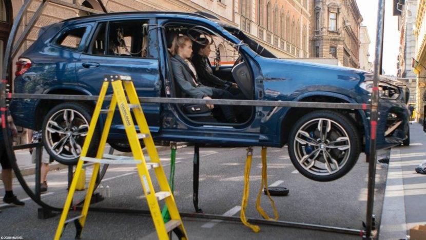BMW: Black Marvel Widow