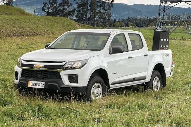 Chevrolet lanza nuevas versiones de la Colorado