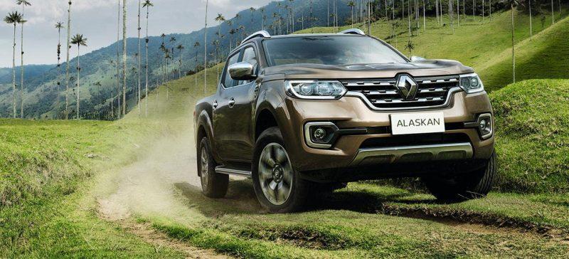 Vienen en camino las Renault Alaskan argentinas