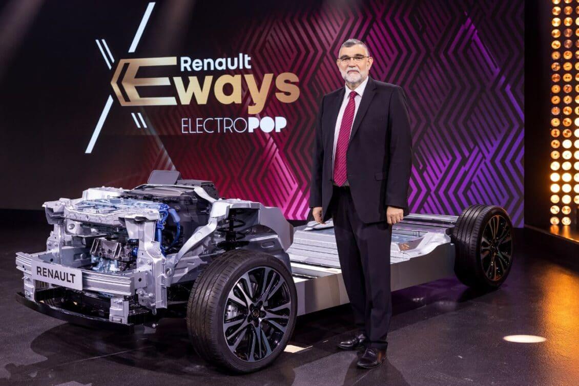 Se confirman los R4 y R5 eléctricos