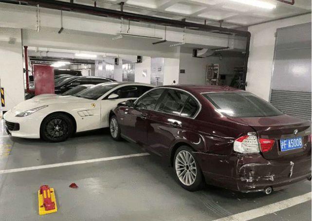 Ferrari y Porsche