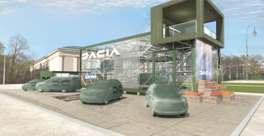 Dacia estrenará el Bigster en septiembre