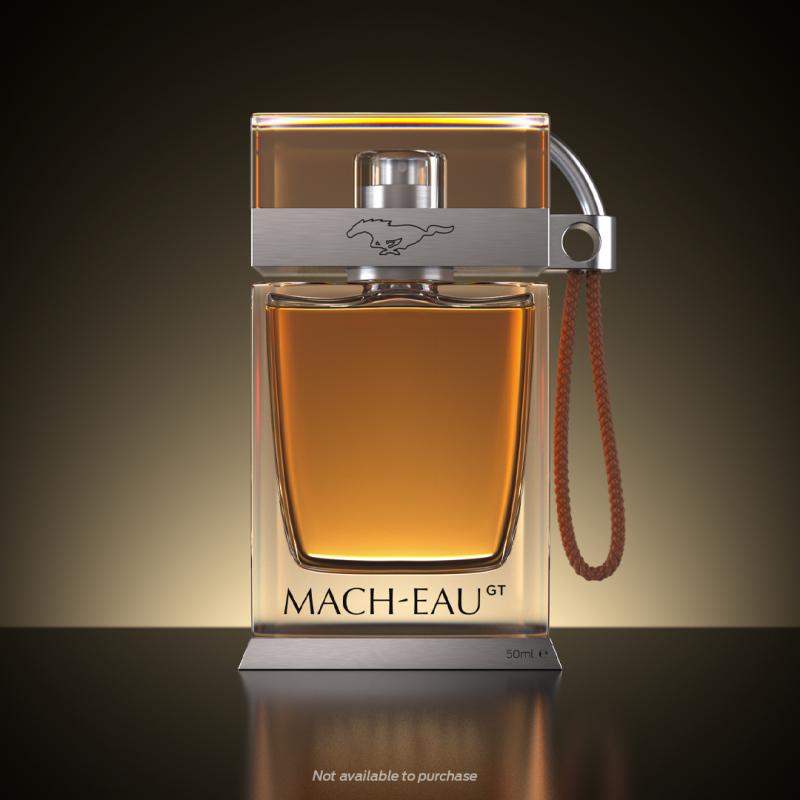 Ahora perfume Mustang Mach-E