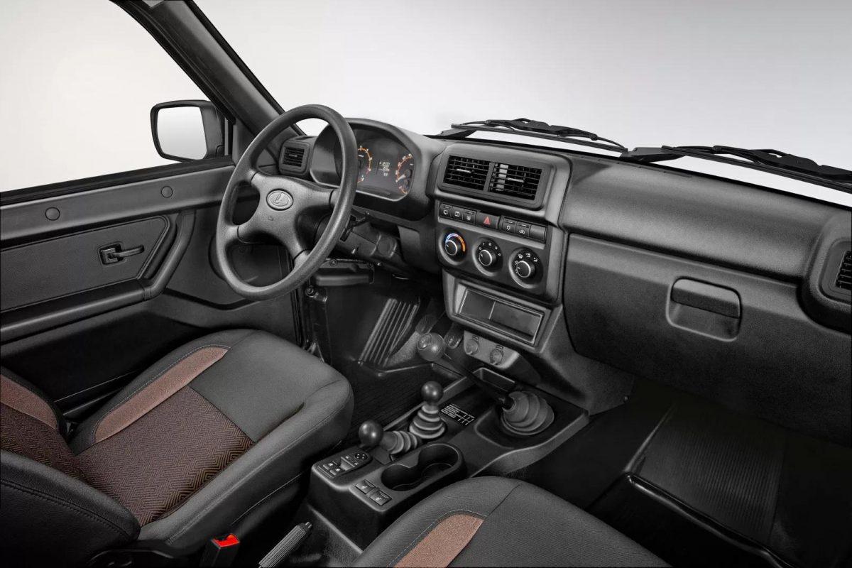 Lada Niva Bronto a la venta en Rusia
