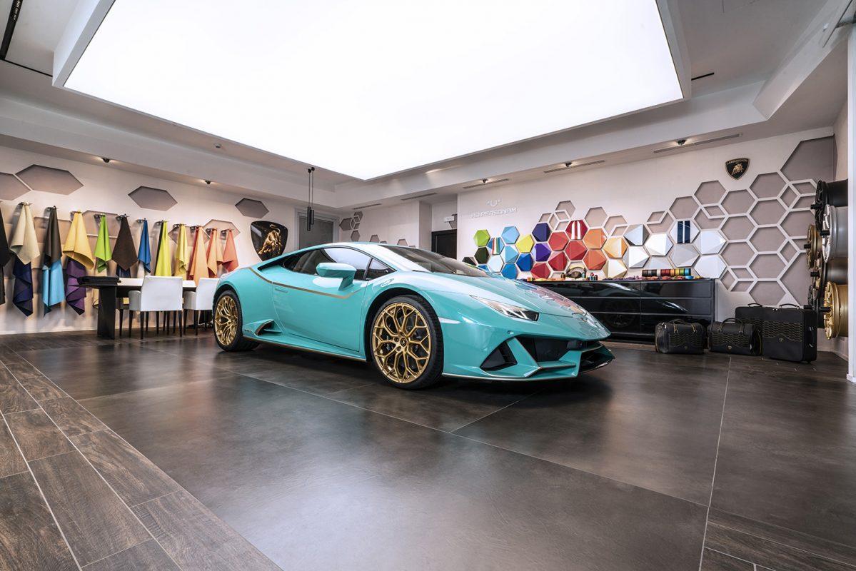 Lamborghini EVO Muerte