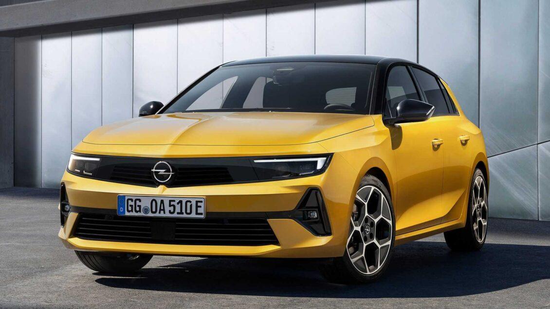 Opel no se rinde con el Astra