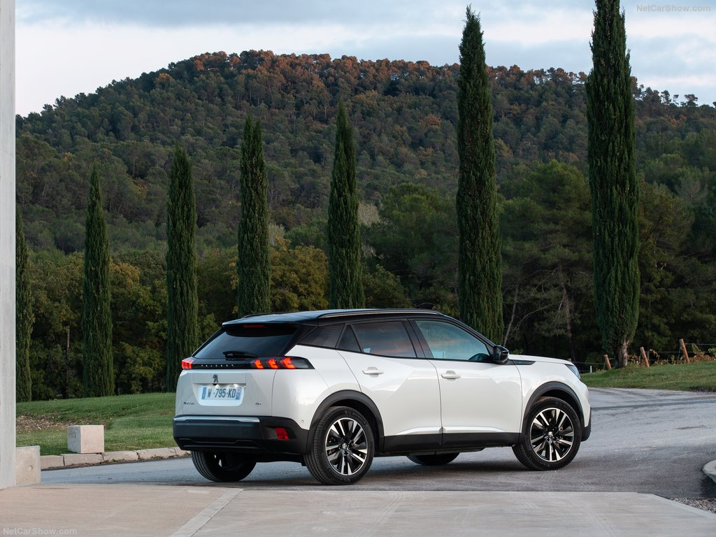 El 70% del portafolio Peugeot está electrificado 1