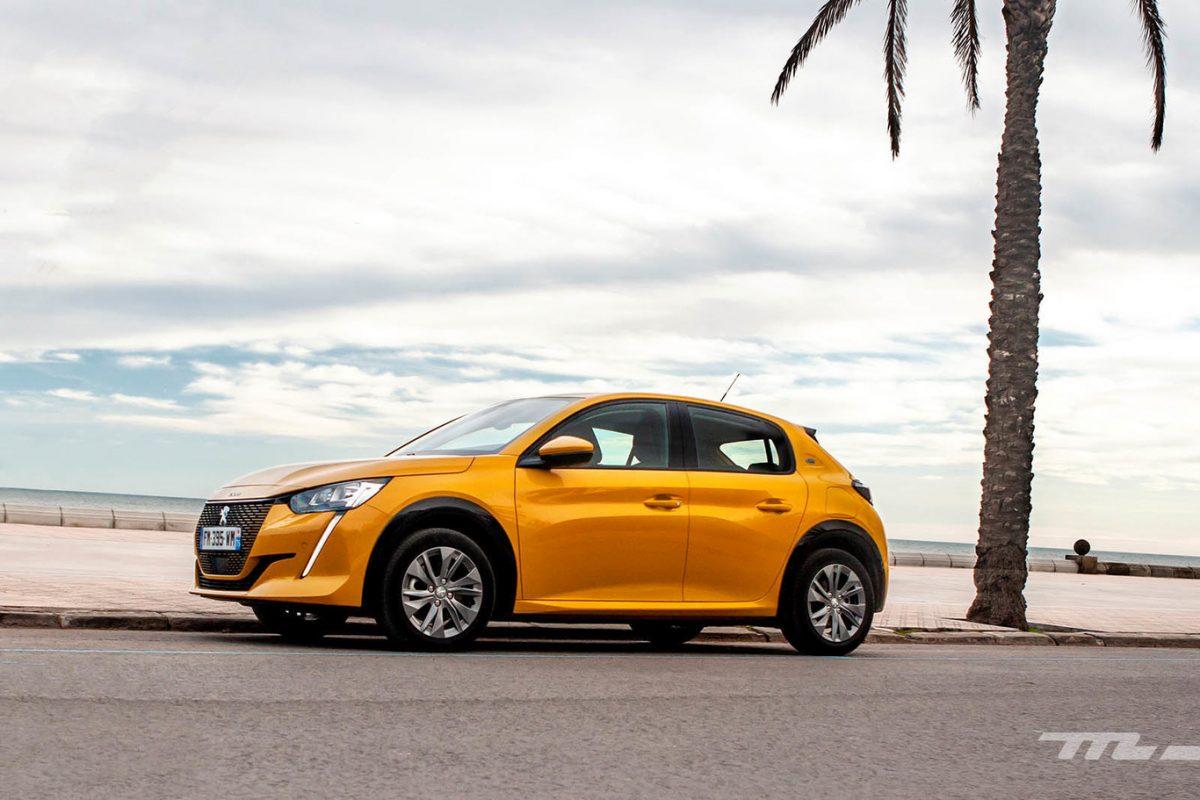 El 70% del portafolio Peugeot está electrificado 3