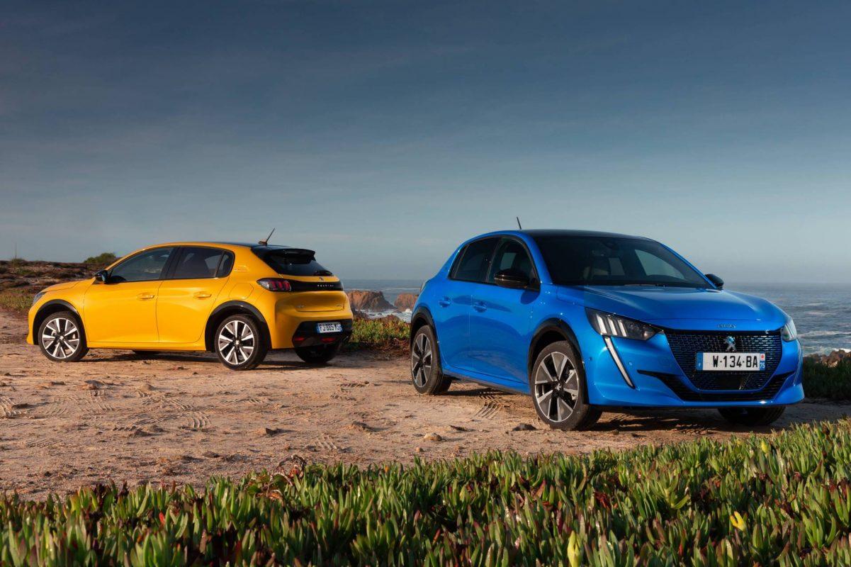 El 70% del portafolio Peugeot está electrificado
