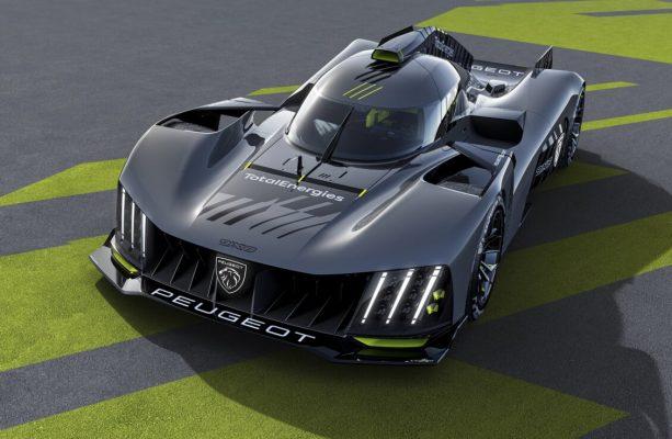 El Peugeot más feroz en WEC