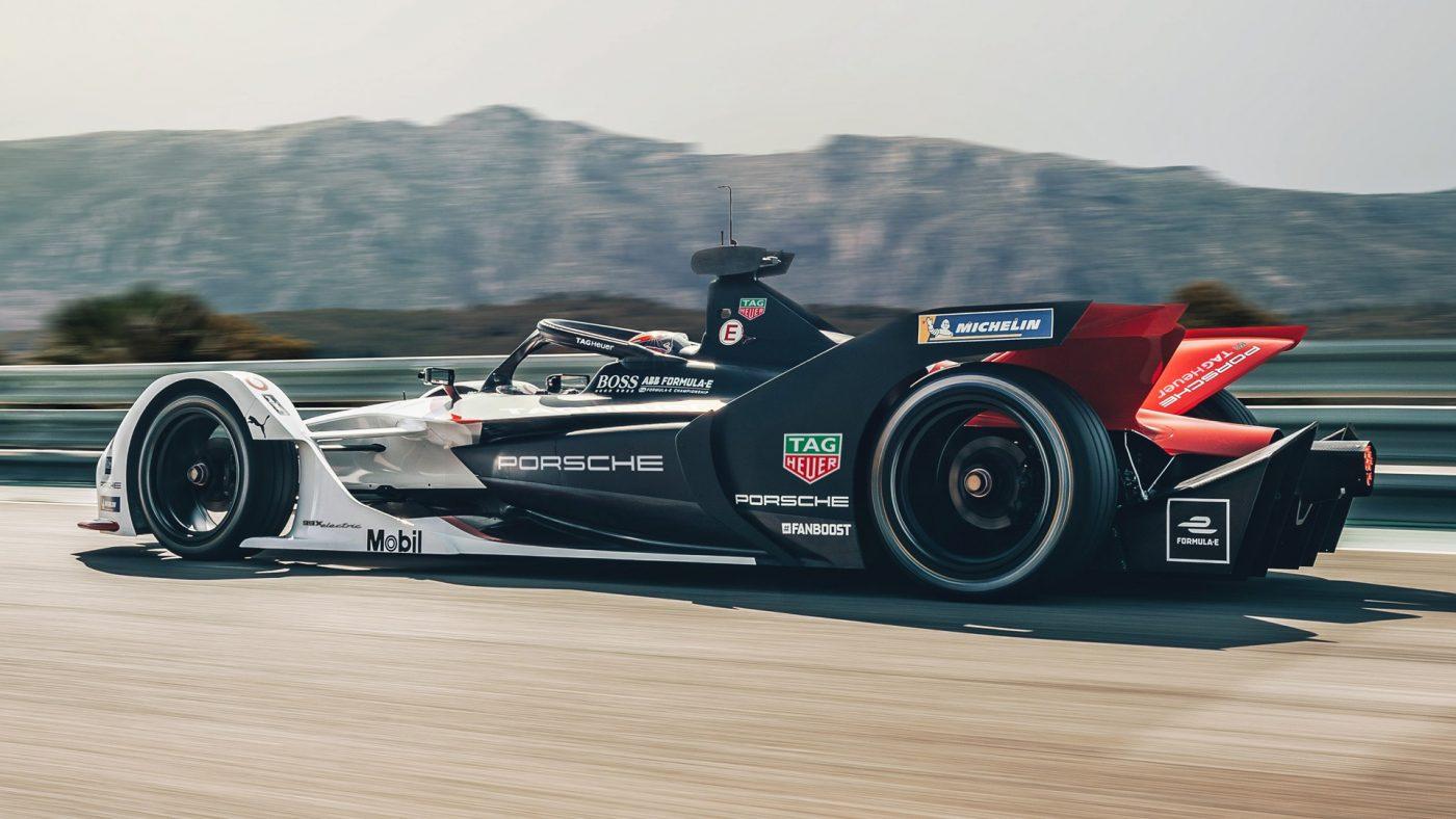 La historia del motor Porsche Turbo de F1