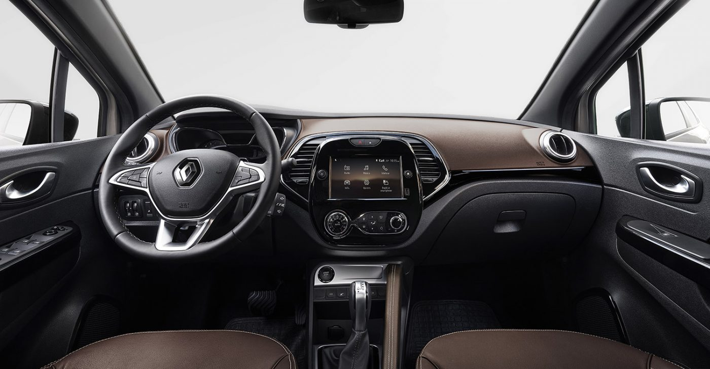 Brasil estrena el Renault Captur Turbo