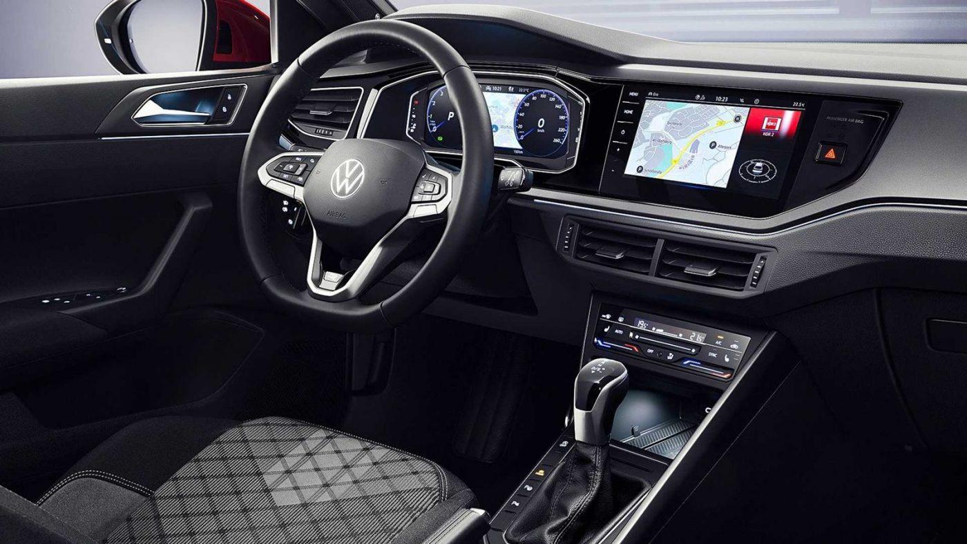El VW Taigo es el Nivus más equipado