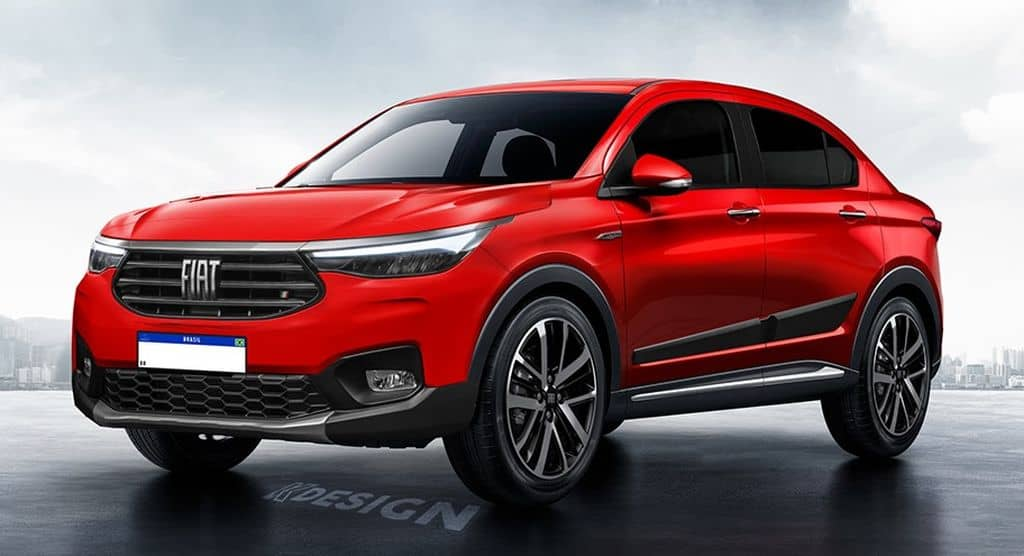 Fiat se unirá a la tendencia SUV coupé