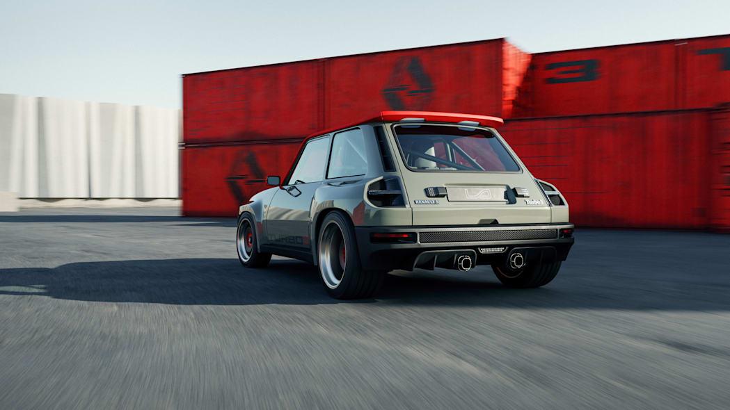 Renault 5 Turbo renace un salvaje