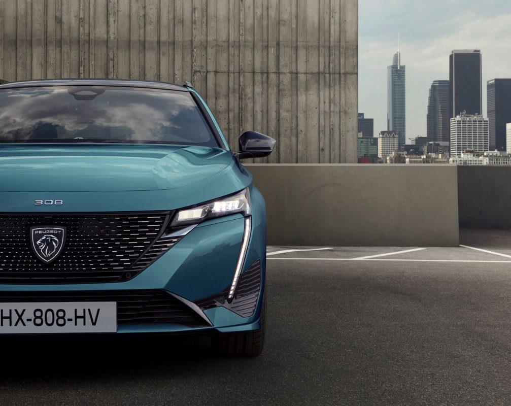 Nuevas tecnologías de iluminación Peugeot