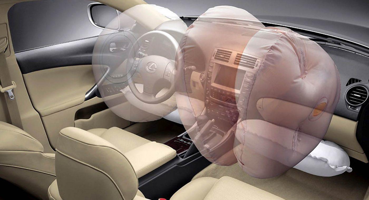 Quiz de airbags