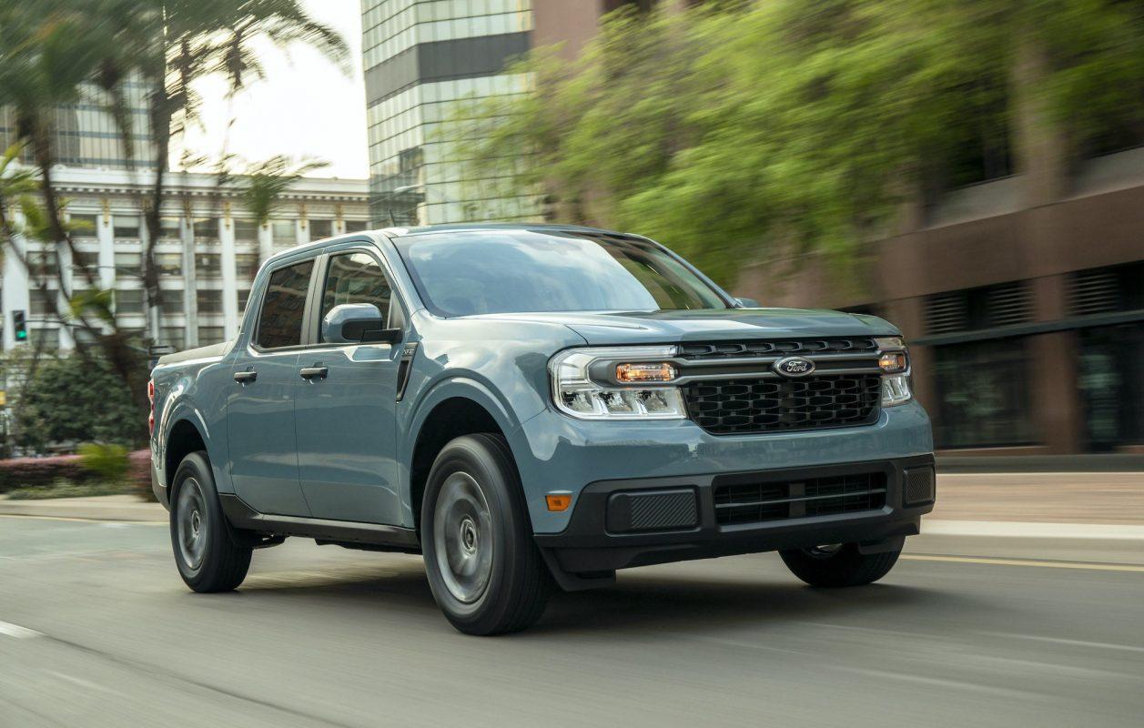 La Ford Maverick llegará a Colombia en 2022