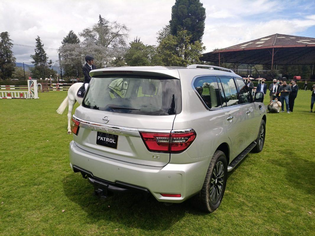 Nueva Nissan Patrol la contraparte de la LC300