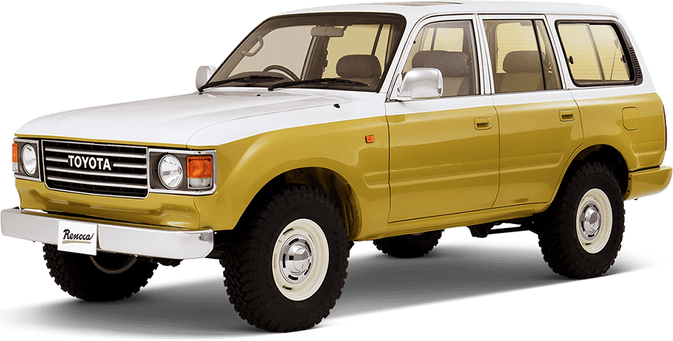 Envejecer los autos nueva moda japonesa