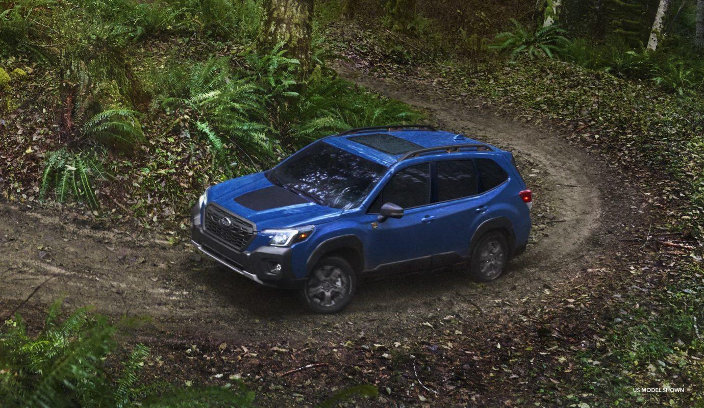 Subaru Forester Wilderness
