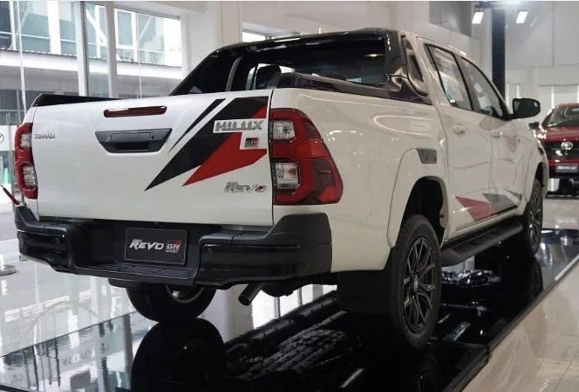 Se lanza nueva versión de la Hilux GR-Sport