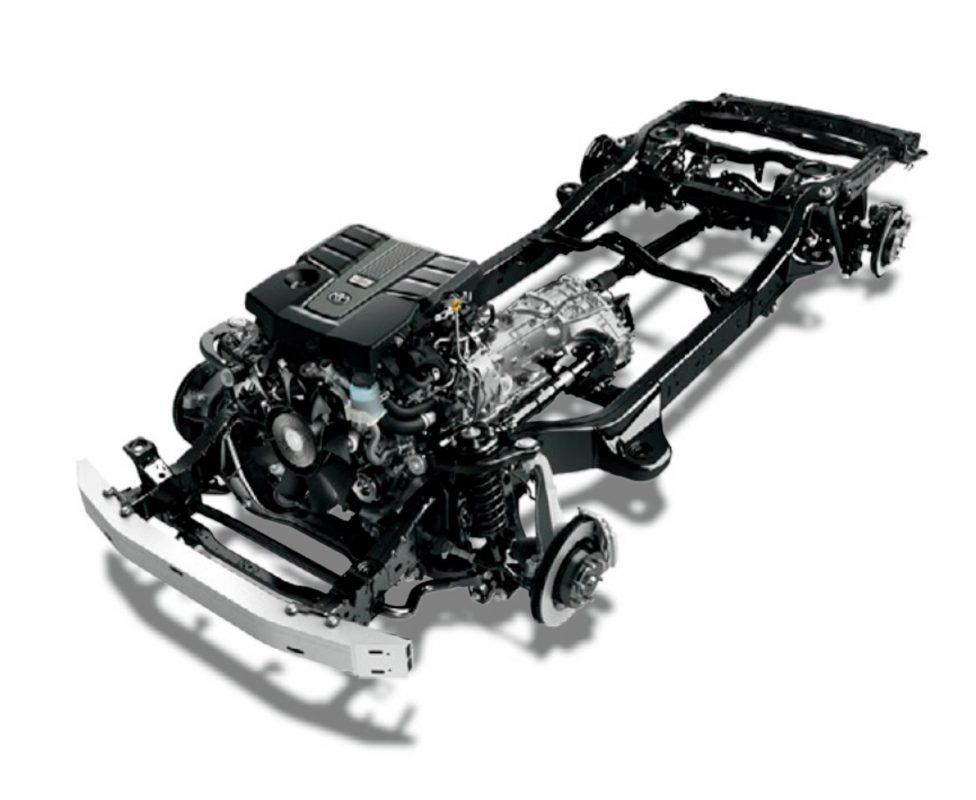 Toyota LC GR Sport