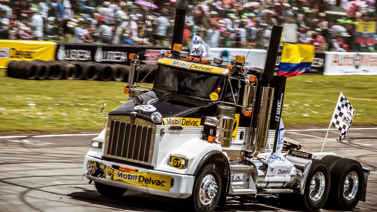 Gran Premio Nacional de Tractomulas