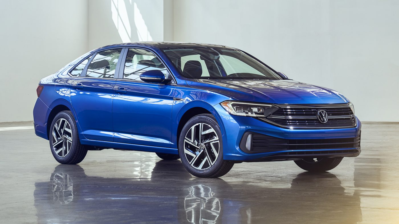 Gran renovación para los futuros VW Jetta